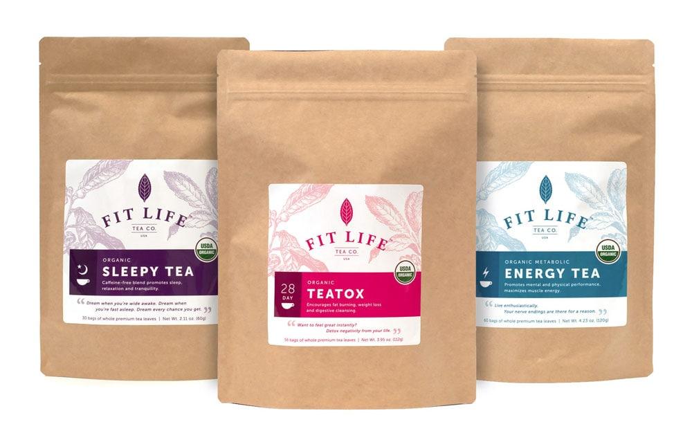 Fit Life Tea