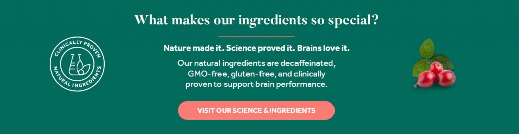 ingredients of Neuriva Brain Supplement