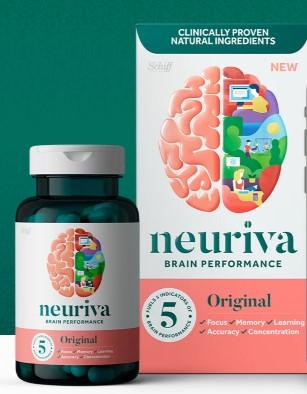 Neuriva brain performance supplement