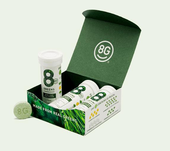 8Greens Supplement BoxSet