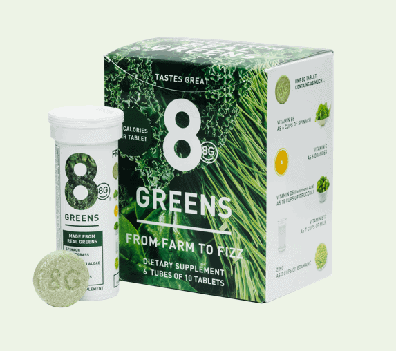 8Greens Supplement