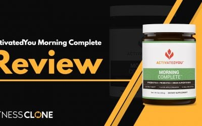 ActivatedYou Morning Complete Review – A Look At This Dietary Supplement