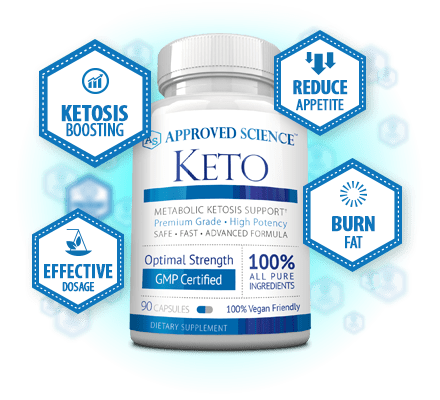 Benefits of Approved Science Keto