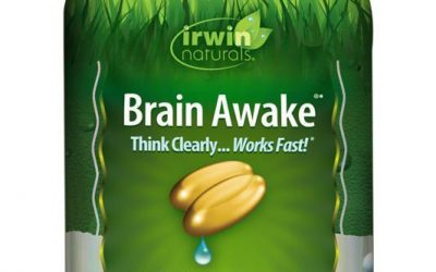Brain Awake Review – A Look At This Supplement from Irwin Naturals
