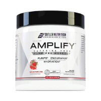 Cutler Nutrition Amplify Pre Workout