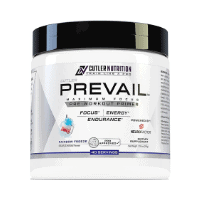 Cutler Nutrition Prevail Pre Workout with Nootropics