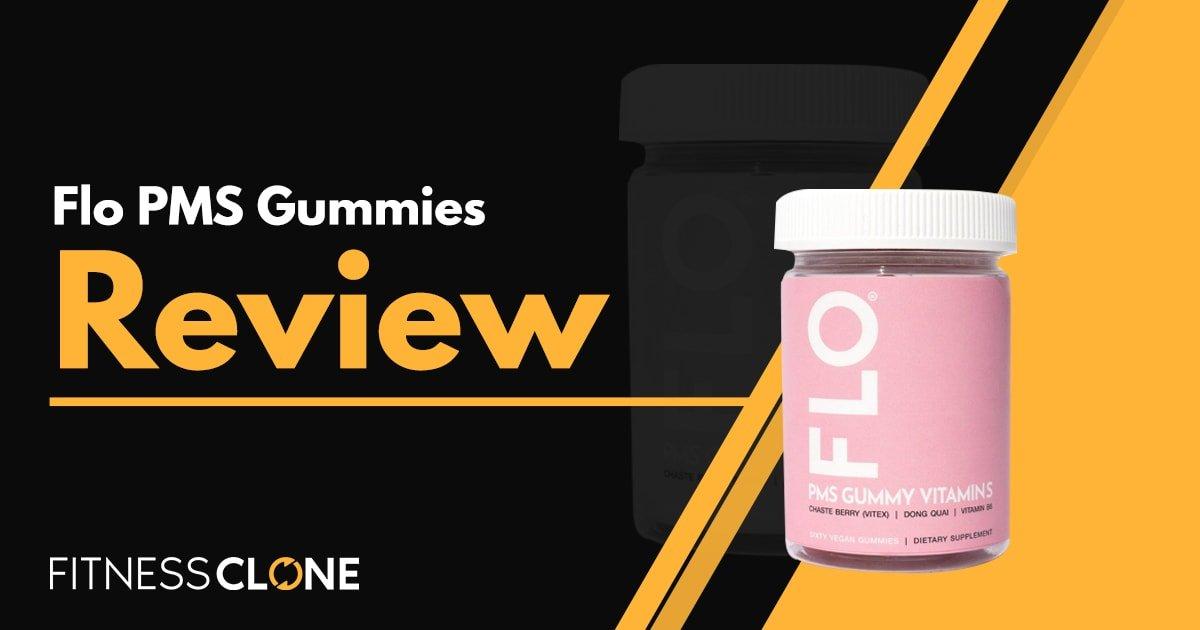 FLO PMS Gummy Vitamins Review – Good-Bye PMS?