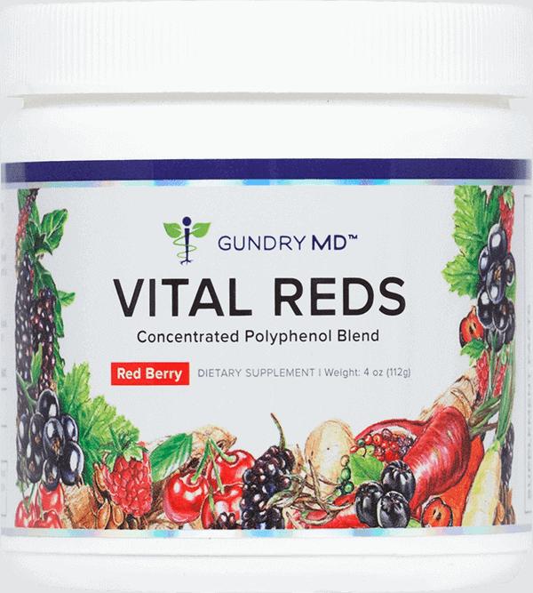 Gundry MD Vital Reds Supplement