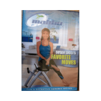 Malibu Pilates Susan Lucci's Favorite Moves DVD