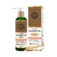 Sesame body oil