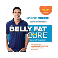 The Belly Fat Cure Cookbook