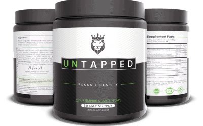 Untapped Focus Supplement Review – Legit Brain Booster?
