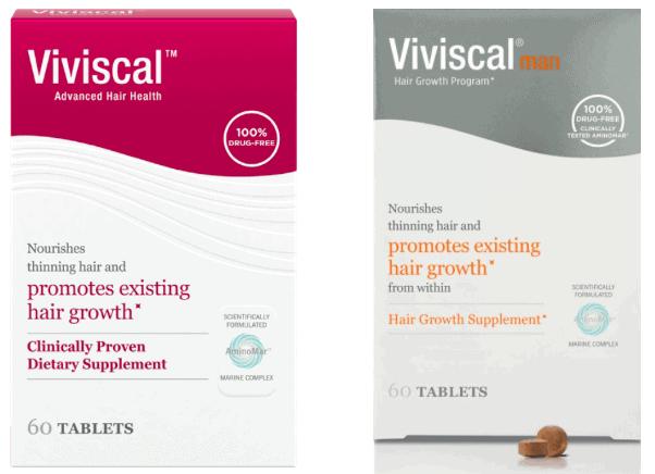 Viviscal Advanced Hair Growth Supplement For Men & Women