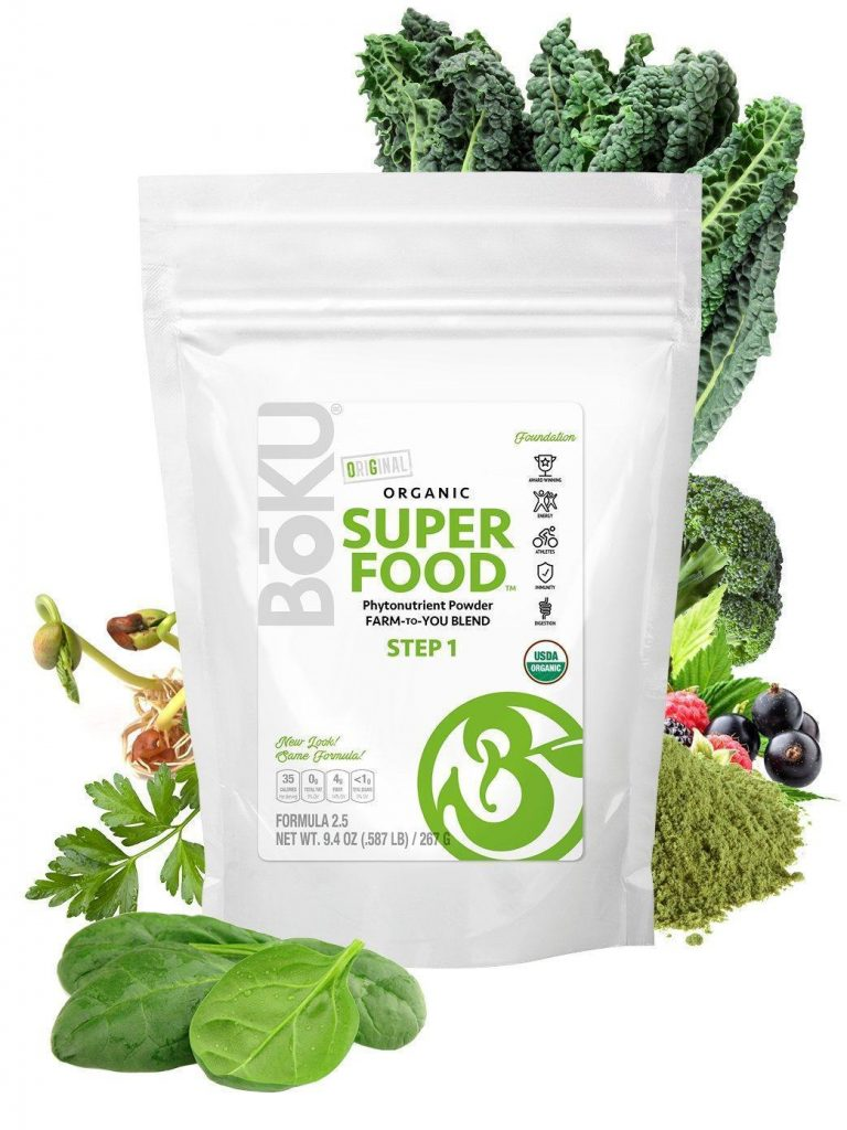 BoKU Superfood Product