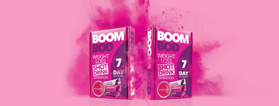 BoomBod Weight Loss Drink Product