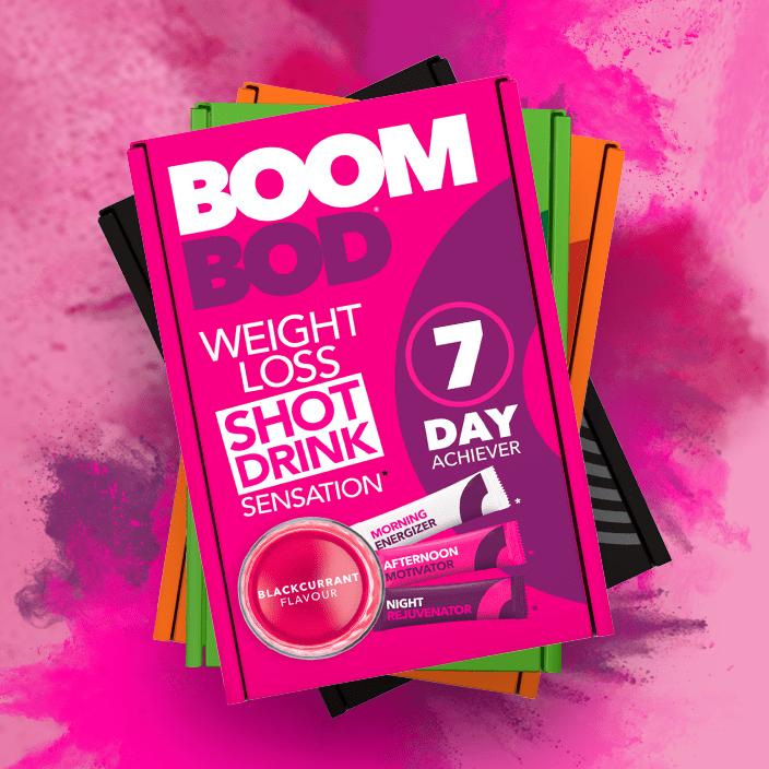 BoomBod Weight Loss Drink