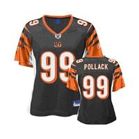 David Pollack Bengals Jersey