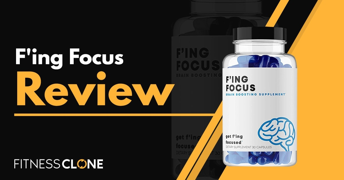 F'ing Focus Review – Can This Nootropic 10X Productivity?