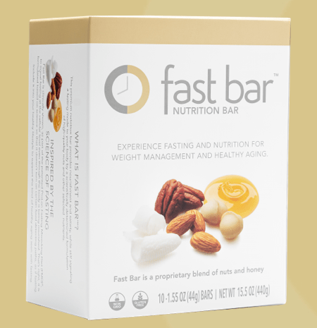 Fast Bar Nutrition Bars Product
