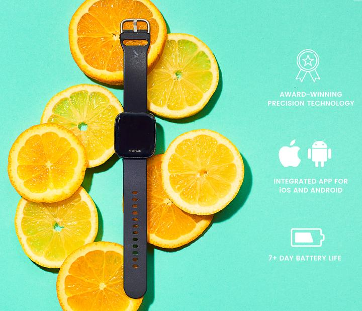 Fit Track Atria Smart Watch