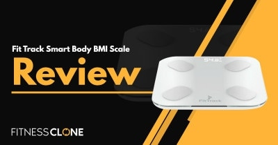 Fit Track Smart Body BMI Scale Review