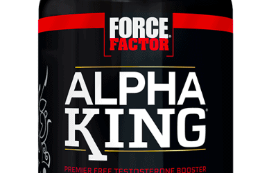 Force Factor Alpha King Review: Worth It Or Not?
