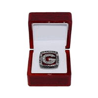 Georgia Bulldogs 2005 Outback Bowl Ring