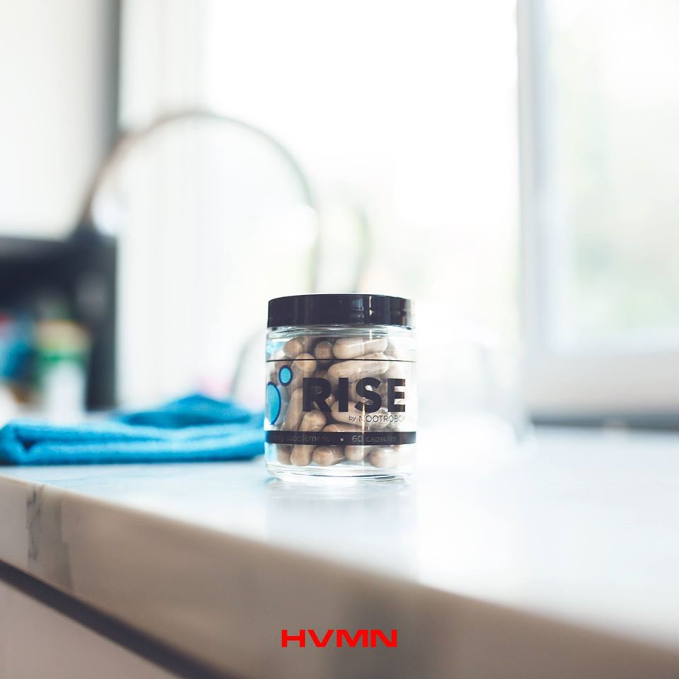 Best Nootropic Products for Focus-HVMN Rise