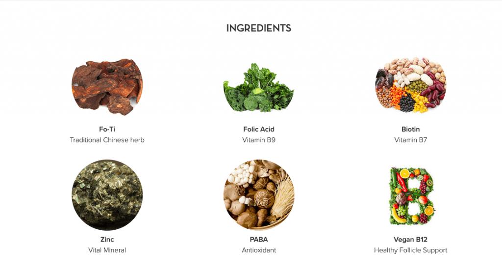 Hair Sweet Hair Ingredients