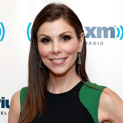Heather Dubrow Workout and Diet