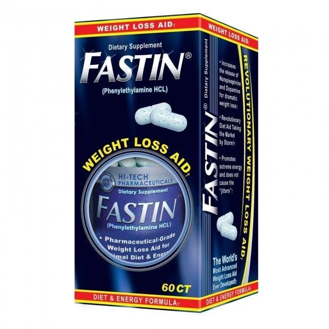 Hi-Tech Pharmaceuticals Fastin BoxSet