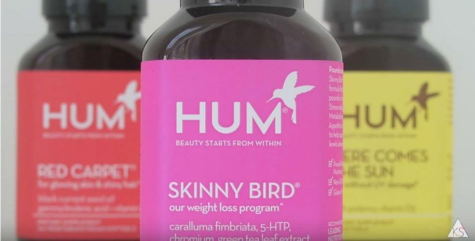 Hum Nutrition Skinny Bird Focus