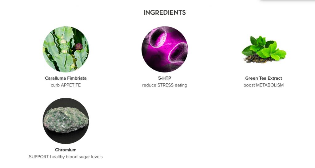 Hum Nutrition Skinny Bird Ingredients