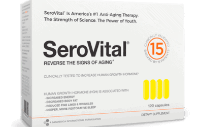 SeroVital Review – Does This Anti-Aging Supplement Work?