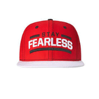 Stay Fearless baseball cap