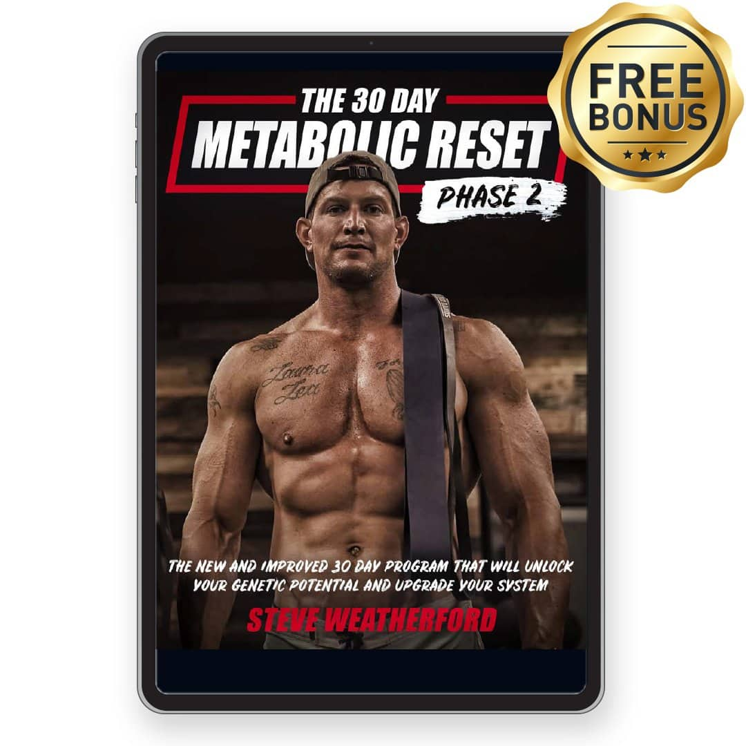 The 30 Day Metabolic Reset
