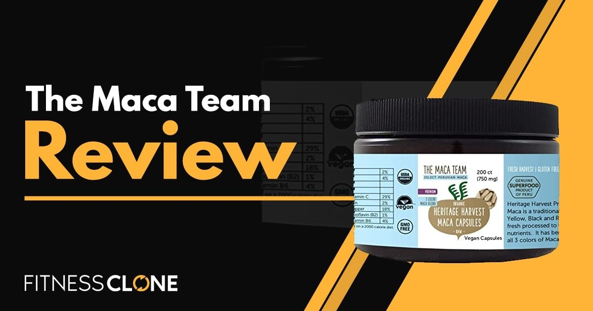 Maca Team Review – An In-Depth Look at This Maca Supplement Line