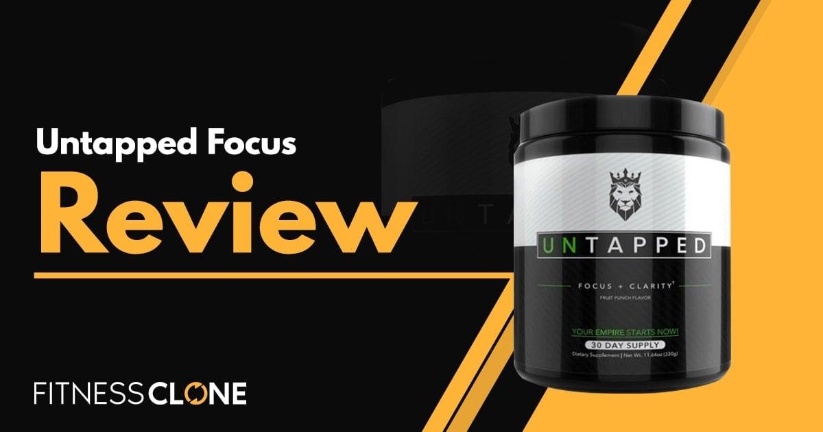 Untapped Focus Supplement Review – Legit Brain Booster?