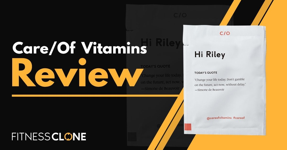 """Care Of Vitamins Review – Are """"Personalized"""" Vitamins Necessary?"""