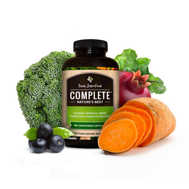 Complete by Texas Superfood
