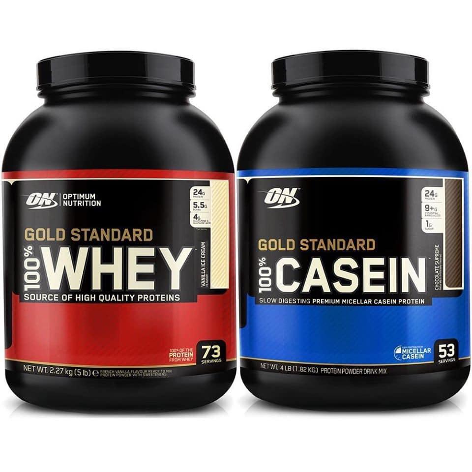 Gold Standard 100% Casein Protein