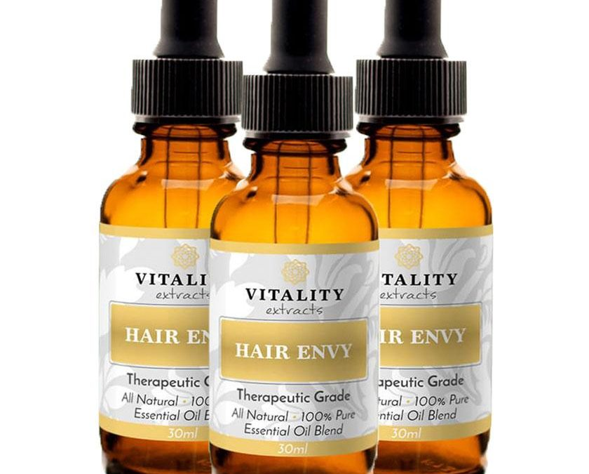Hair Envy Review – Essential Oils for Your Hair