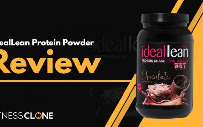 IdealLean Protein Powder Review – Is It Worth The Hype?