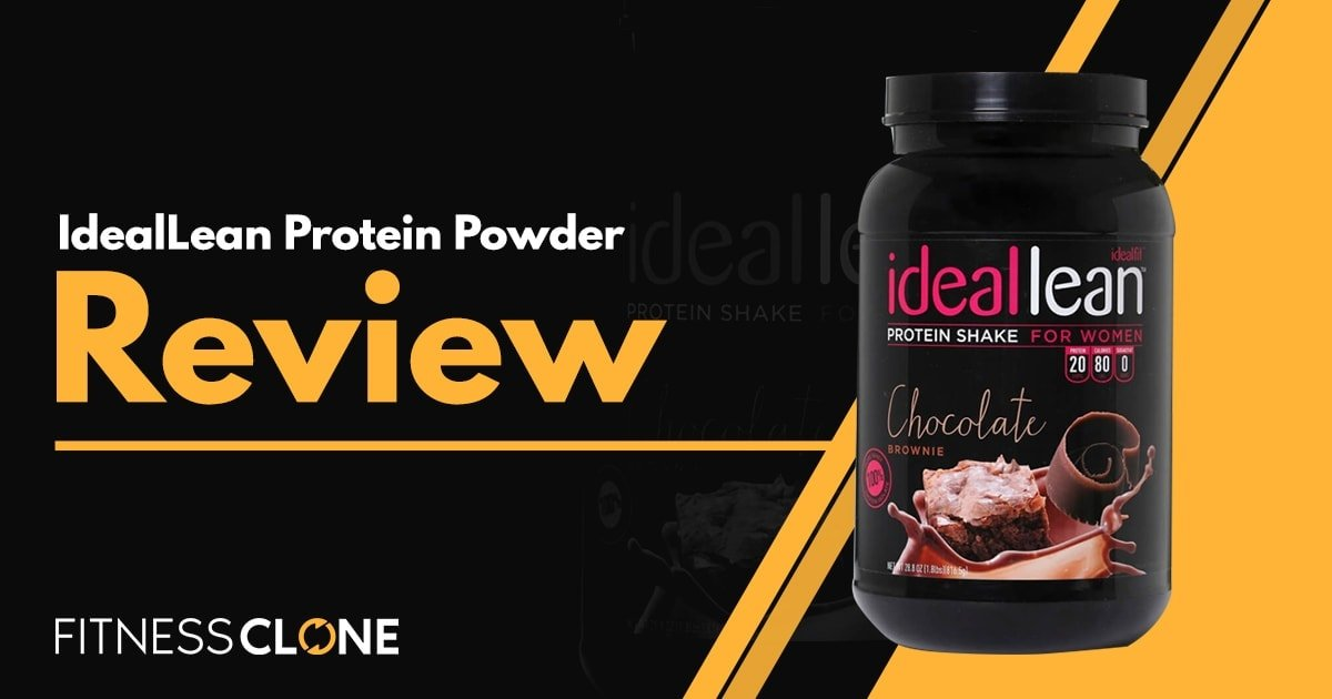 IdealLean Protein Powder Review: Worth The Hype?