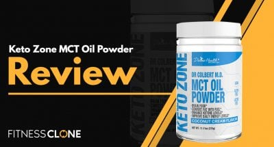 Keto Zone MCT Oil Powder Review