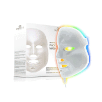 LED facial light therapy