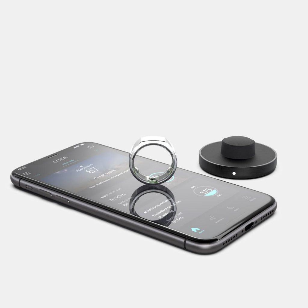 Oura Fitness Tracker Ring