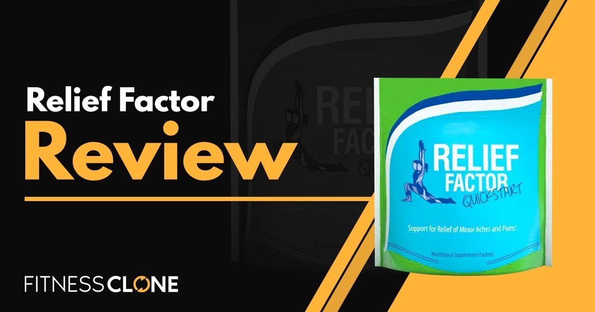 Relief Factor Review – Is This Supplement Legit?