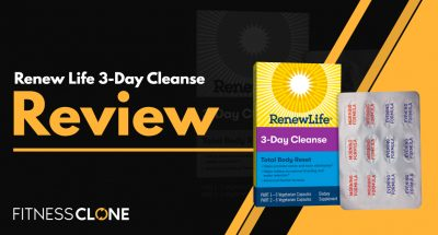 Renew Life 3-Day Cleanse Review