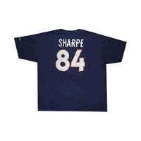Shannon Sharpe Broncos 84 T shirt